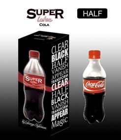 SUPER LATEX COCA COLA (HALF) - BY GEORGE IGLESIAS