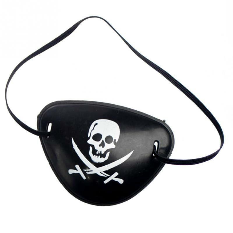 Tapa Olho do Pirata. F+
