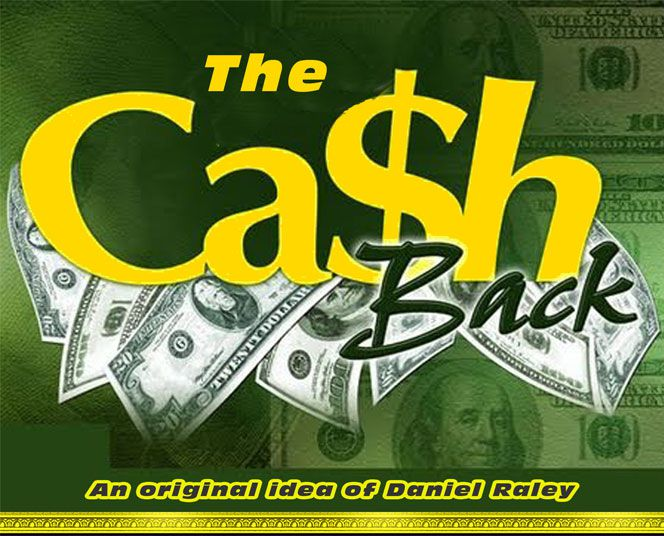 THE CASH BACK by  DANIEL RALEY