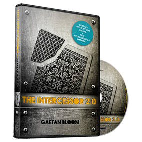 The Intercessor 2.0 By Gaetan Bloom. F+