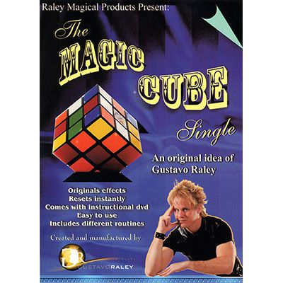 The Magic Cube - By Gustavo Raley. F+