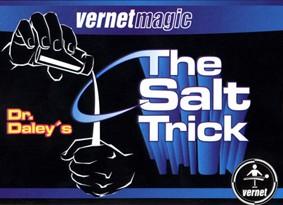 The salt Trick , Vernet , sal infinito nas mãos