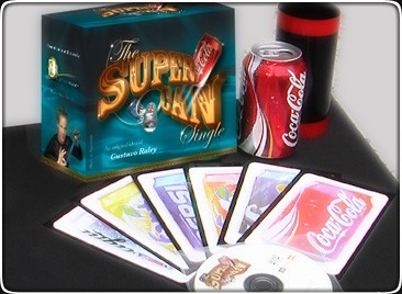 THE SUPER CAN single By Gustavo Raley