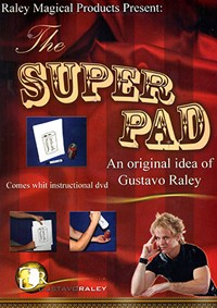 The Super Pad By Gustavo Raley R+