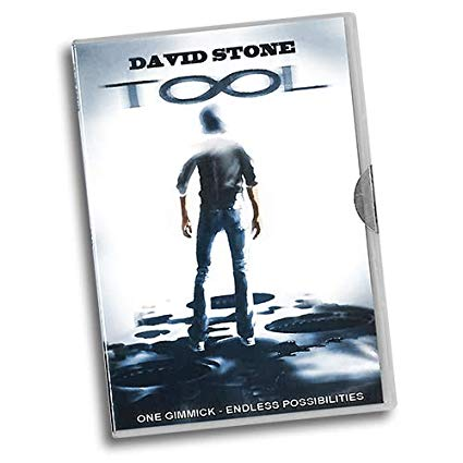 Tool Gimmick + Dvd by David Stone J+