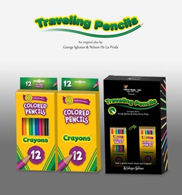 Traveling Pencils R+