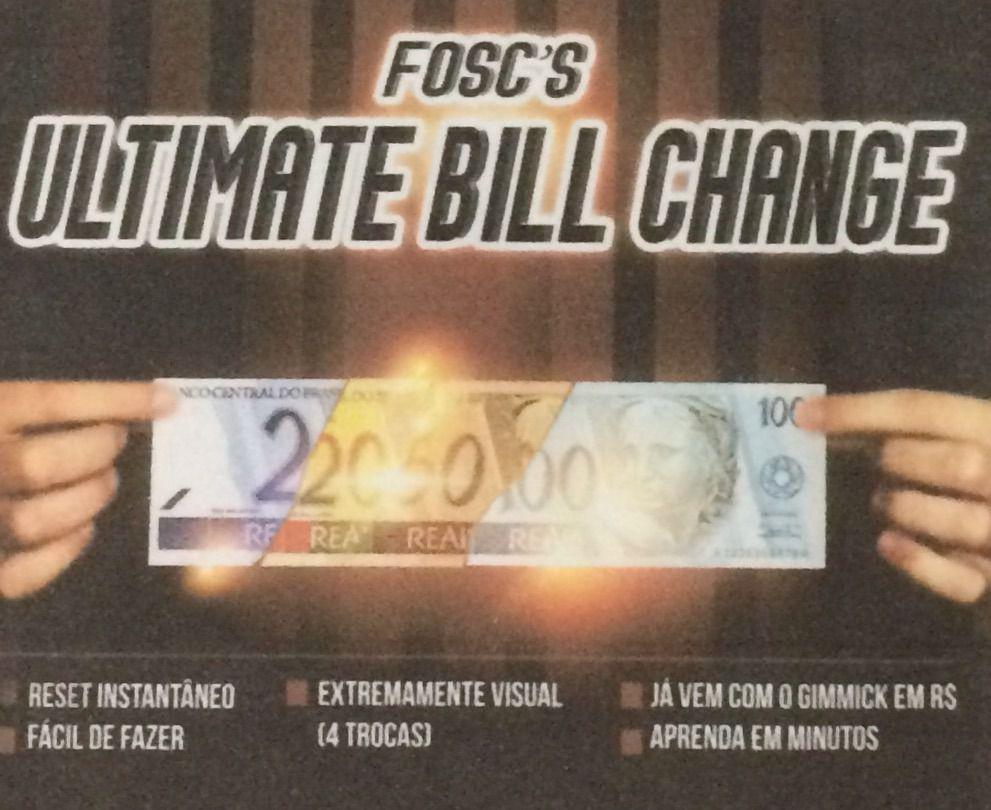 Ultimate Bill Change By Fosc. F+
