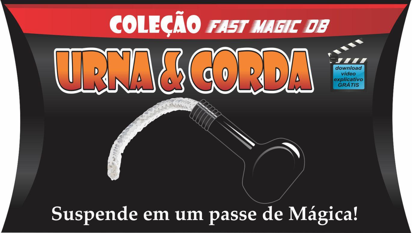 Urna & Corda - Coleção Fast Magic N 54 R+