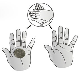 Vanish Magic Coin - Reel Magnético - Raptor. B+