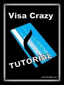 Visa Crazy - Coleção Fast Magic Nº 26