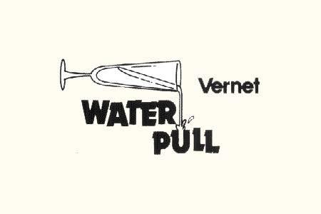 Water pull , Vernet , magica com aguá que desaparece