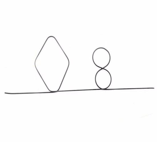 Wiregram Previsão da carta no arame -  8 de ouro ou 7 de copa b+