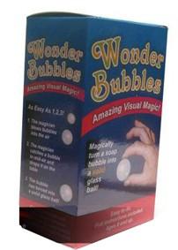 WONDER BUBBLES - BOLA DE SABAO