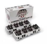 Cabeçote Alumínio E-Street 2.02/1.60 Chevrolet V8 Small Block - EDELBROCK