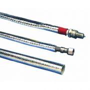 """Conduite Térmico Aluminizado - 1"""" 1/8"""" a 1""""1/2"""" - 90cm - THERMO TEC"""