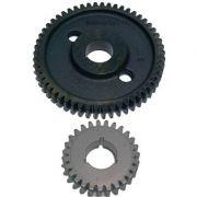 Conjunto de Engrenagens de Comando E Vira - Dente Reto - Opala 6 Cilindros - CLOYES