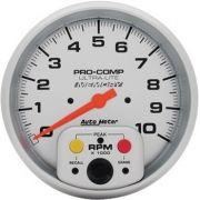Contagiros 10.000 Rpm c/ Memória - Elétrico - 5