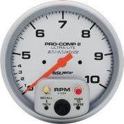 Contagiros 10.000 Rpm com Memória - 2 Escalas - Elétrico - 5