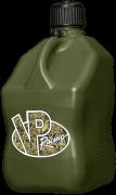 Galão Quadrado com Ventilação - Camo Green - VP RACING