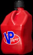 Galão Quadrado com Ventilação - Vermelho - VP RACING
