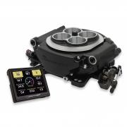 Injeção eletrônica Sniper EFI - 800cfm - Black - Estilo Holley 4150 - HOLLEY