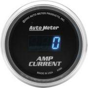 Instrumento Medir Amperagem Sistema Som 0 - 250 Amps - Digital - 2 1/16