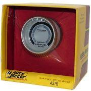 "Instrumento Medir Mistura Ar X Combustível (Hallmeter) - 2 1/16"" - Ultra-Lite - AUTO METER"