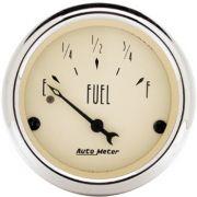 Instrumento Medir Nível Combustível (240 Ω E / 33 Ω F) Elétrico - 2 1/16