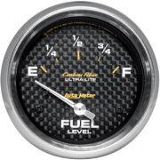 Instrumento Medir Nível Combustível - (240 Ω E / 33 Ω F) - Elétrico - 2