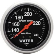 Instrumento Medir Temperatura Água 120º - 240º F - Mecânico - 2 5/8