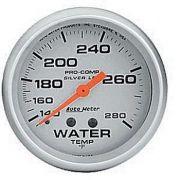 Instrumento Medir Temperatura Água 140º - 280º F - Mecânico - 2