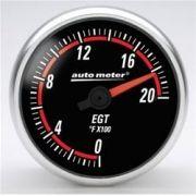 """Instrumento Medir Temperatura Gases Escape 0º - 2000º F - Elétrico -2"""" 1/16"""" - Nexus - AUTO METER"""
