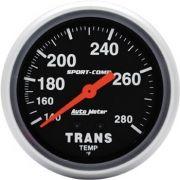 Instrumento Medir Temperatura Transmissão 140º - 280º F - Mecânico - 2 5/8