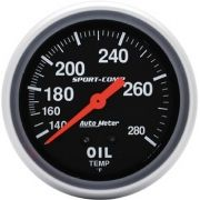 Instrumento Temperatura de Óleo  - Mecânico - 2