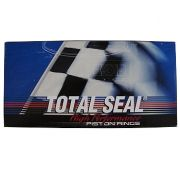 "Jogo de Anéis 4"" + 0.35"" 5/64 X 5/64 X 3/16 TS1 - Ford Small Block Second Gapless - TOTAL SEAL"