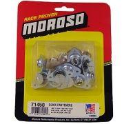 """Kit de Travas Dzus .450"""" - Kit com 10 travas - MOROSO"""