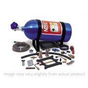 Kit Nitro com Placa para Quadrijet Holley - 125hp - Powershot - NOS