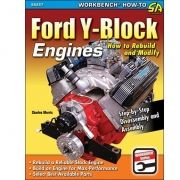 Literatura How to Rebuild and Modify Ford Y-Block Engines - CAR TECH