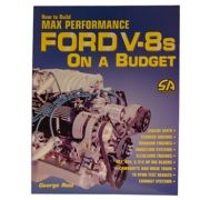 Livro Build Max Performance Ford V-8s On Budget - CAR TECH