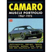 Livro Camaro Portfólio 67-73 - CAR TECH