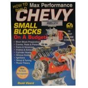 Livro How to Build Max Performance Chevy Small Block on a Budget - CAR TECH