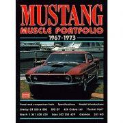 Livro Mustang Portfolio 1967-1973 - CAR TECH