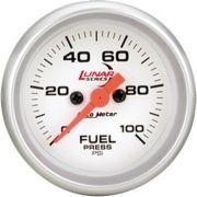 Manômetro Pressão Combustível 0 - 100 PSI - Elétrico - 2 1/16