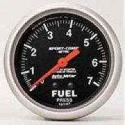 Manômetro Pressão Combustível 0-7 Kg Mecânico. 2 5/8 - Sport Comp - AUTO METER