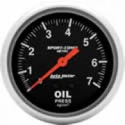 Manômetro Pressão de Óleo - 0-7 Kg - Mecânico - 2