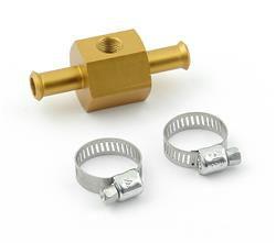 Adaptador para Manômetro de Pressão de Combustível 1/8 NPT - MR. GASKET  - PRO-1 Serious Performance