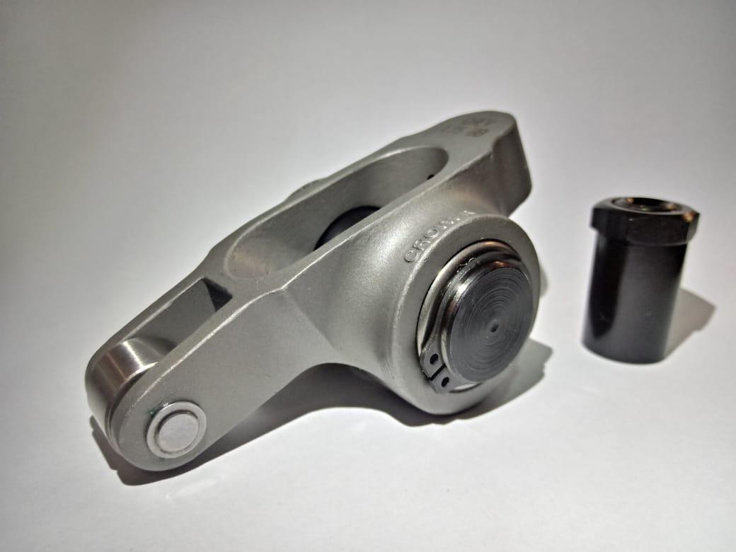 """Balanceiros Roletados em Aço Inoxidável - 3/8"""" - Relação 1.75 - Chevrolet L6 4.1/250 - CROWER  - PRO-1 Serious Performance"""