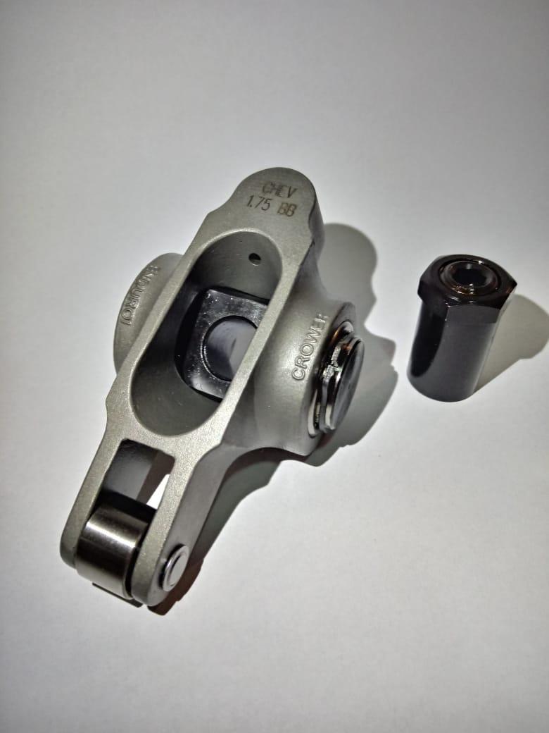 """Balanceiros Roletados em Aço Inoxidável - 7/16"""" - Relação 1.75 - Chevrolet L6 4.1/250 - CROWER  - PRO-1 Serious Performance"""