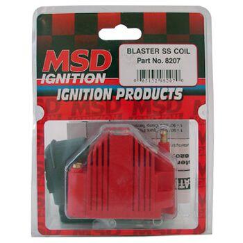Bobina Ignição Blaster SS - MSD  - PRO-1 Serious Performance