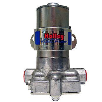 Bomba de Combustível Elétrica 110GPH com Regulador - Azul - HOLLEY  - PRO-1 Serious Performance